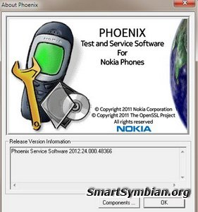 Phoenix Service Software 2012.24.000.48366